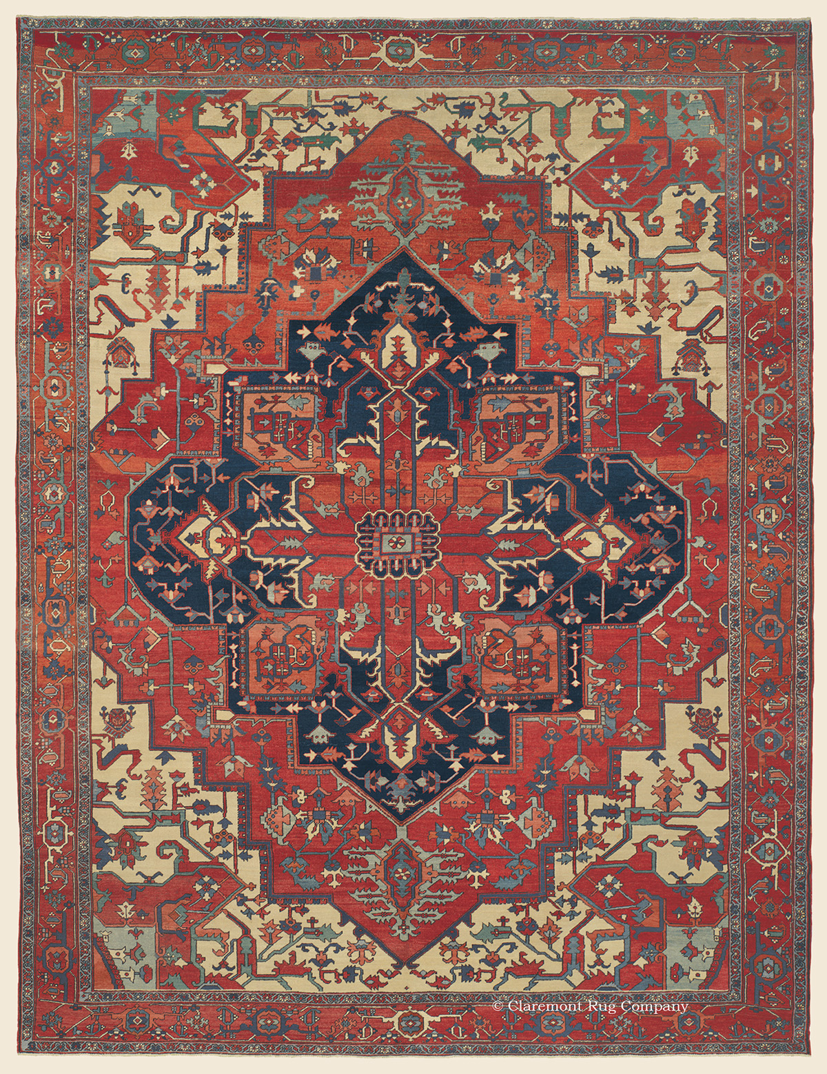 10 Kitchen And Home Decor Items Every 20 Something Needs: SERAPI, Northwest Persian Antique Rug