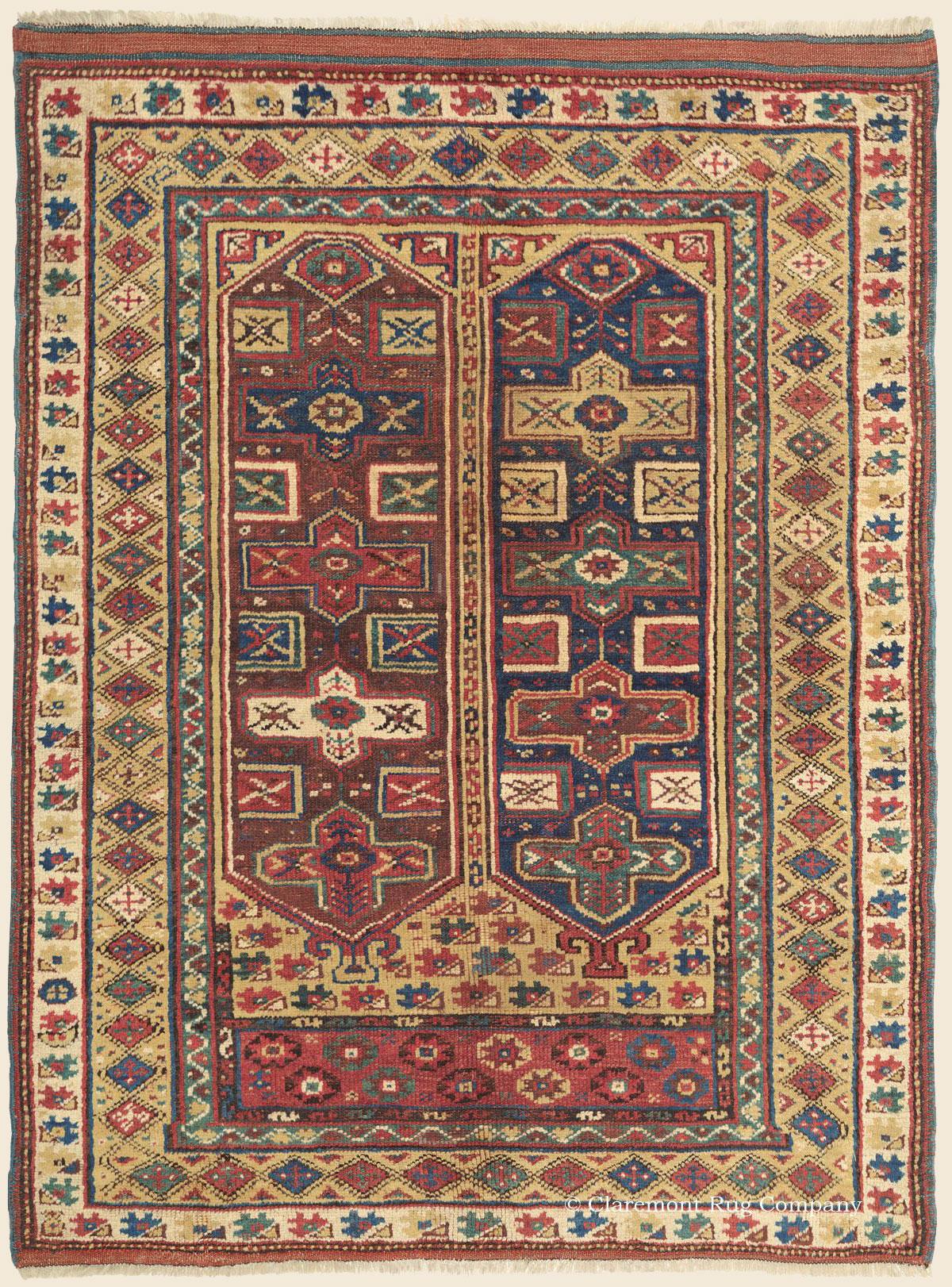 bergama turkey antique rug claremont rug company. Black Bedroom Furniture Sets. Home Design Ideas