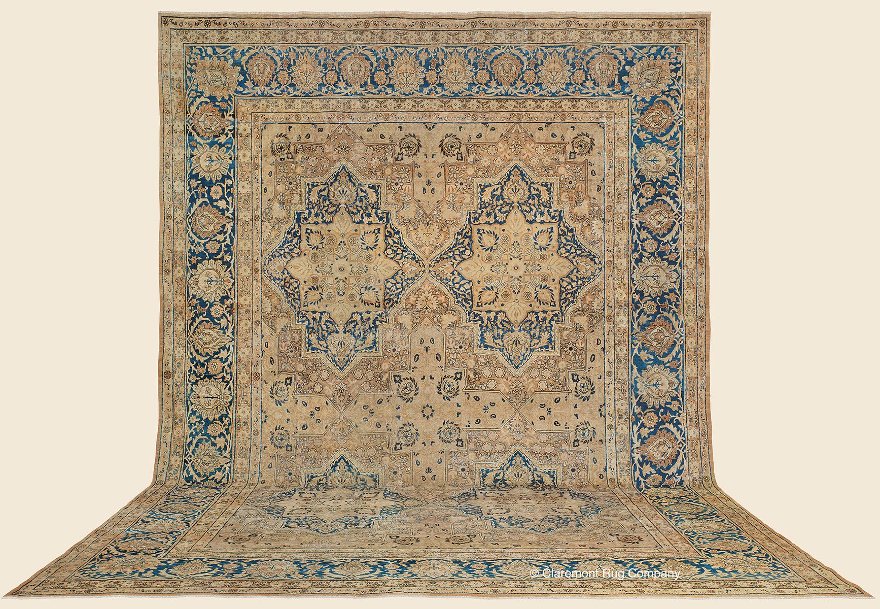 Persian Kermanshah palace size rug