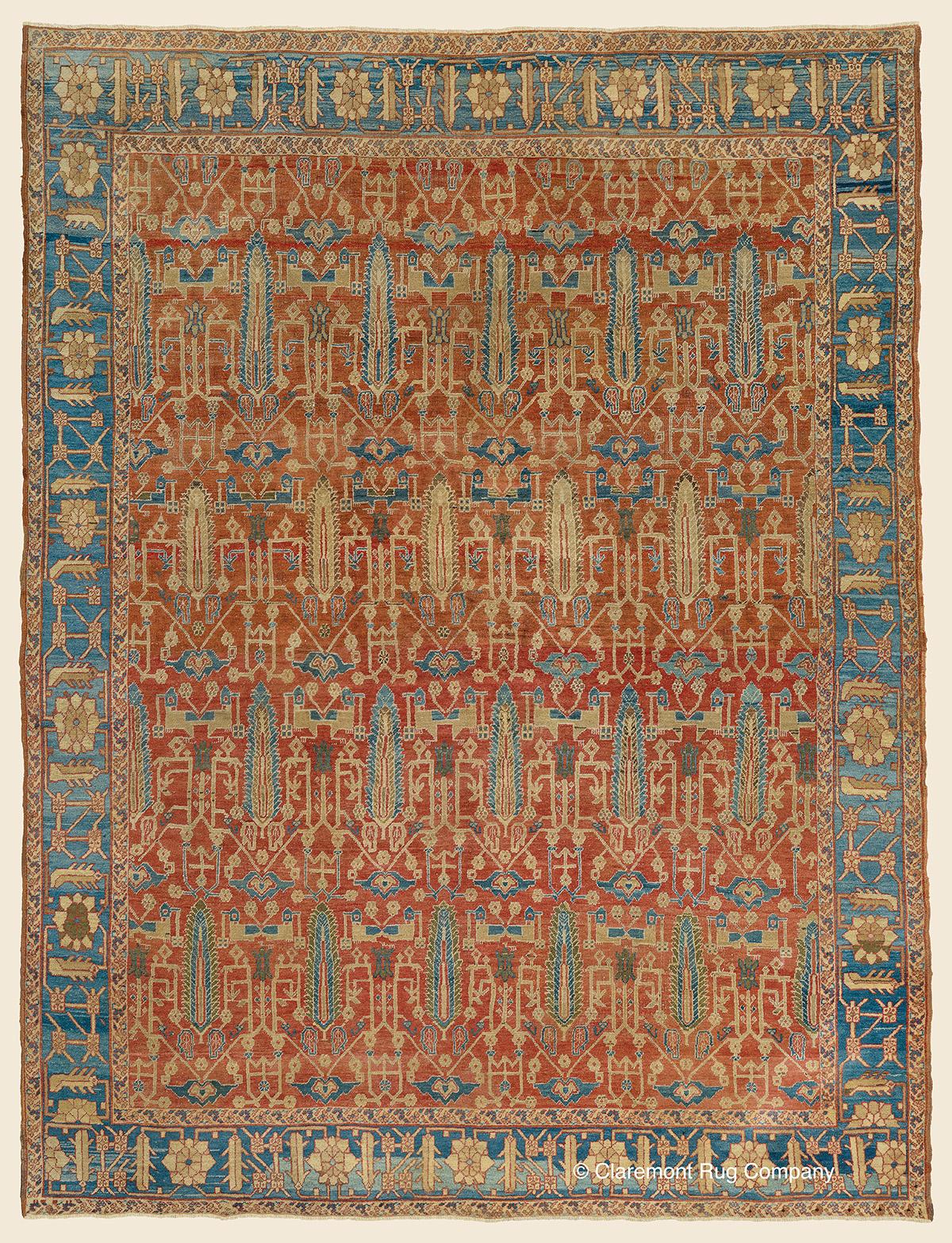 Bakshaish Quot Tree Of Life Quot Northwest Persian Antique Rug