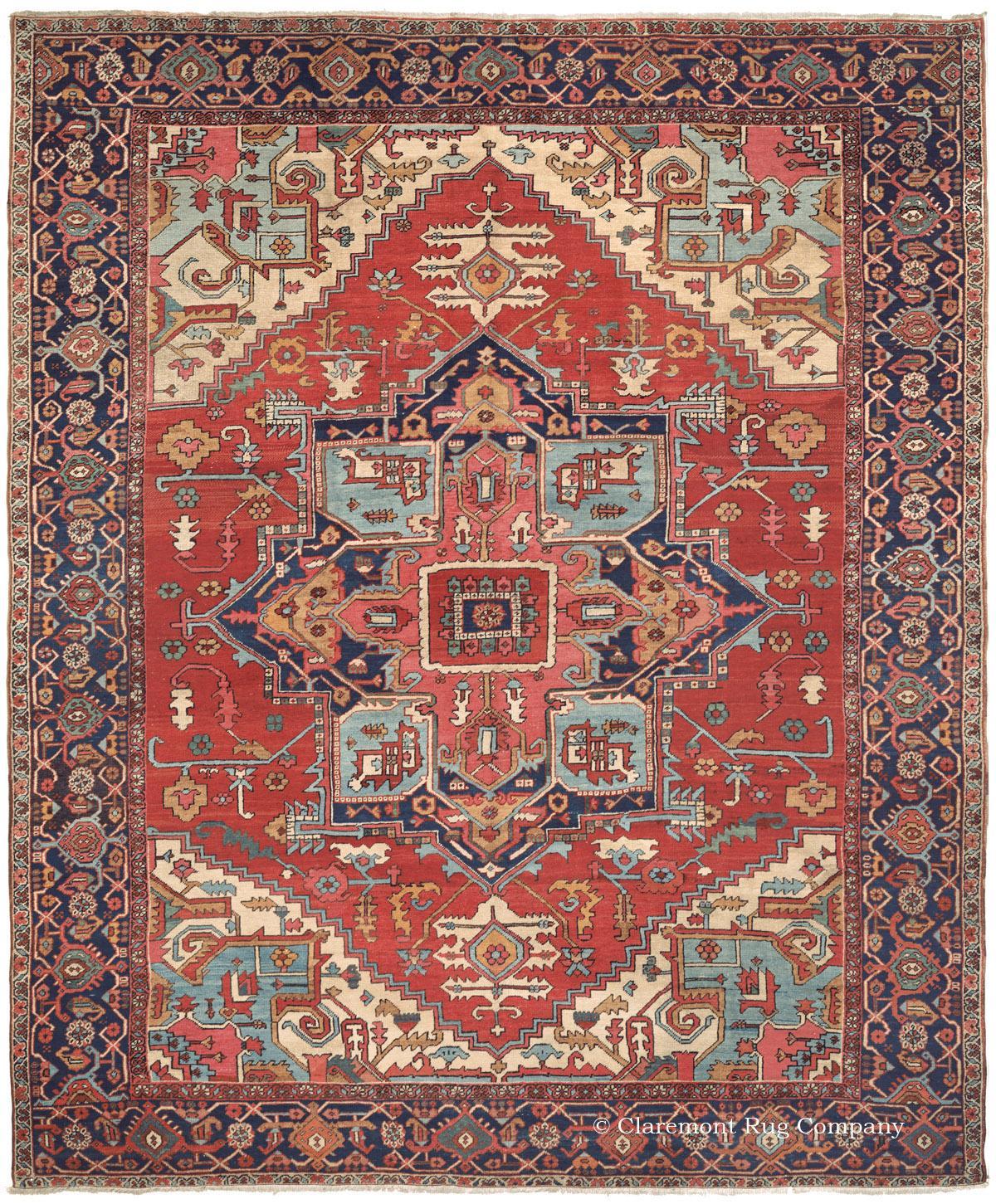 SERAPI, Northwest Persian Antique Rug