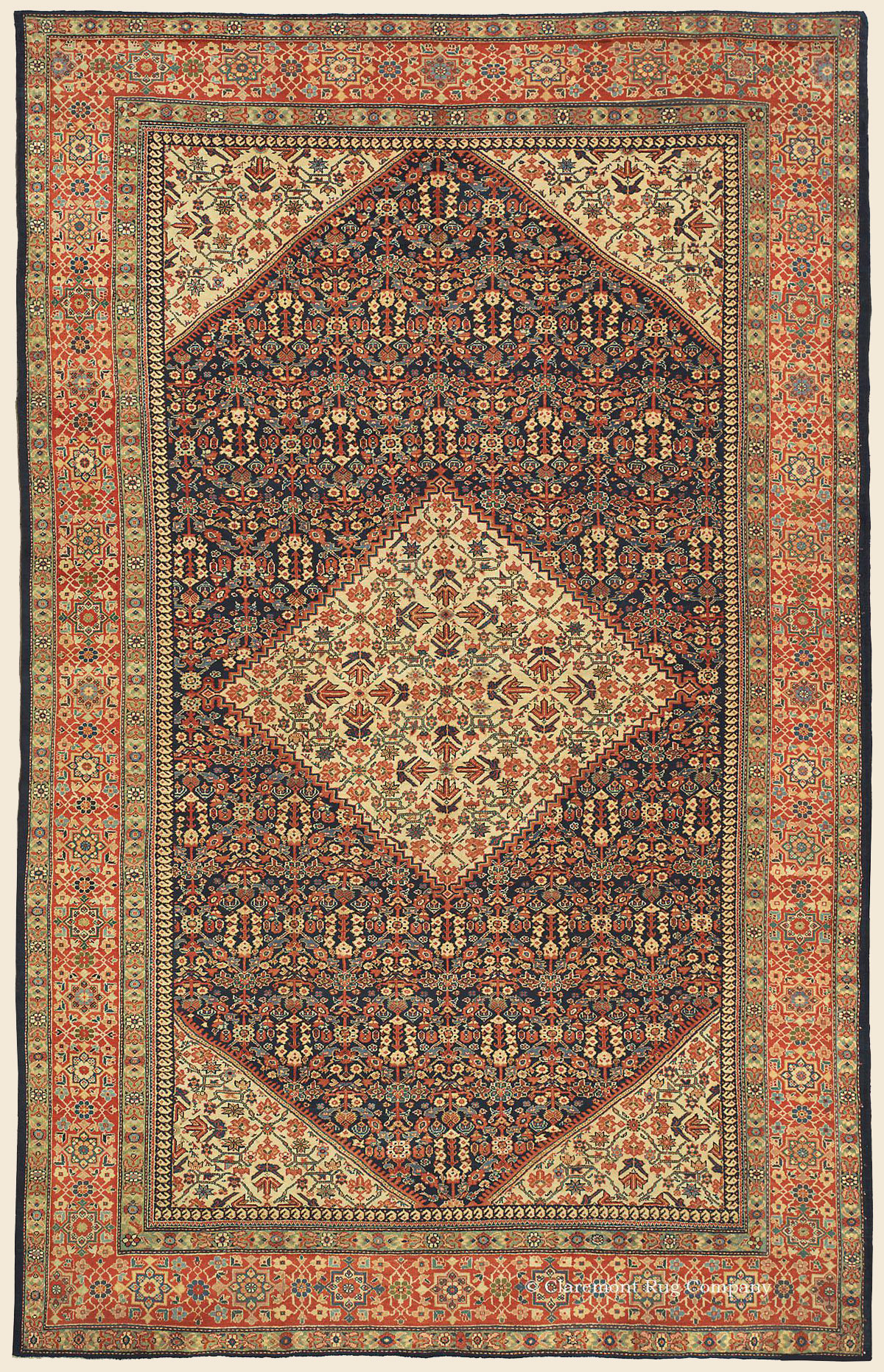 Persian 1 To 10 ZIEGLER SULTANA...