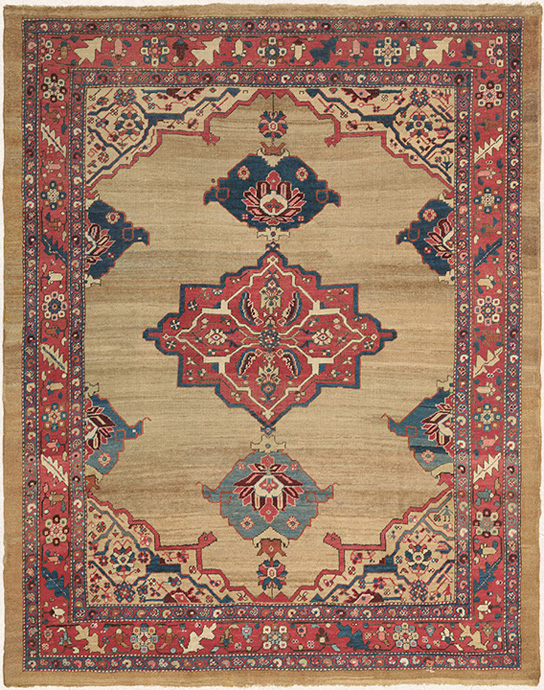Antique carpets and rugs antique auto club - Deluxe persian living room designs with artistic rug collection ...