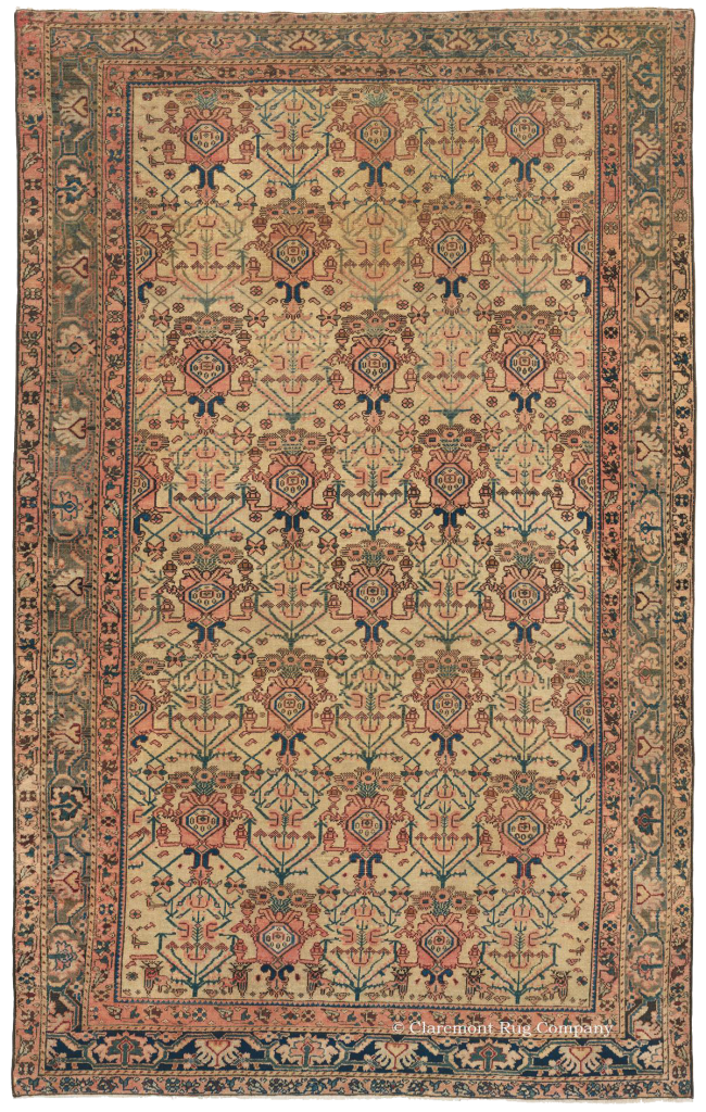 Antique Persian Collectible Carpets