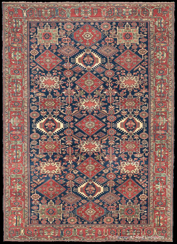 Northwest Persian Karaja Rug