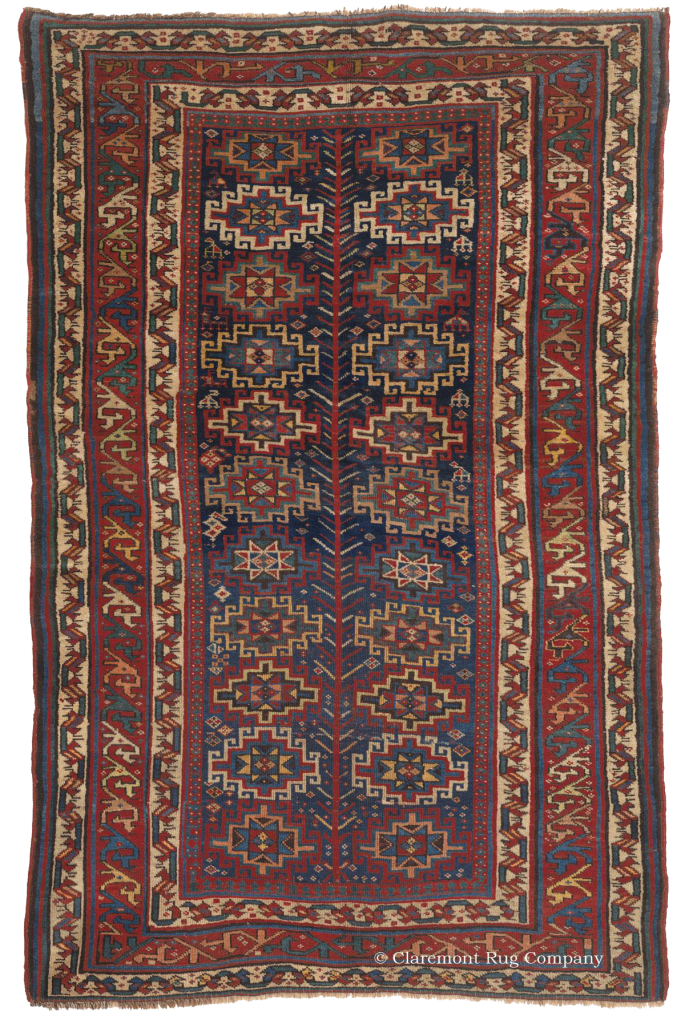 Learn More about this Shahsavan Northwest Persian Antique Rug