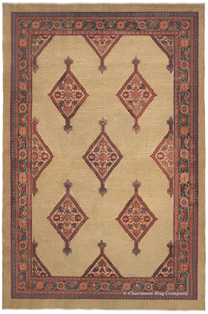 Serab Camelhair Northwest Persian Carpet