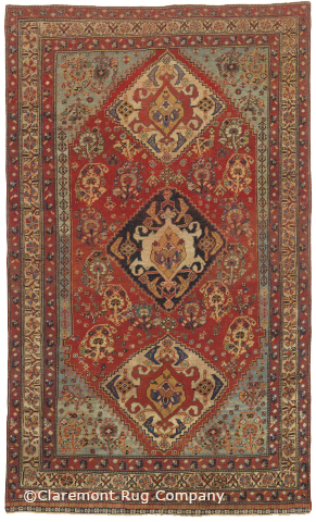 19th Century Shishboluki Rug
