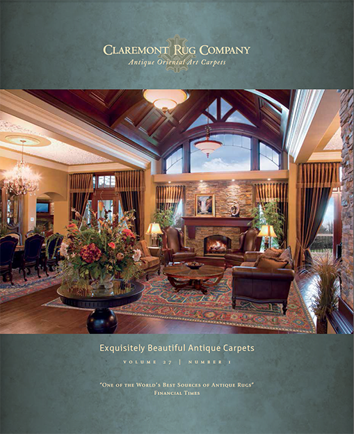 2015 Claremont Rug Company Catalog Volume 27 Number 1 72dpi