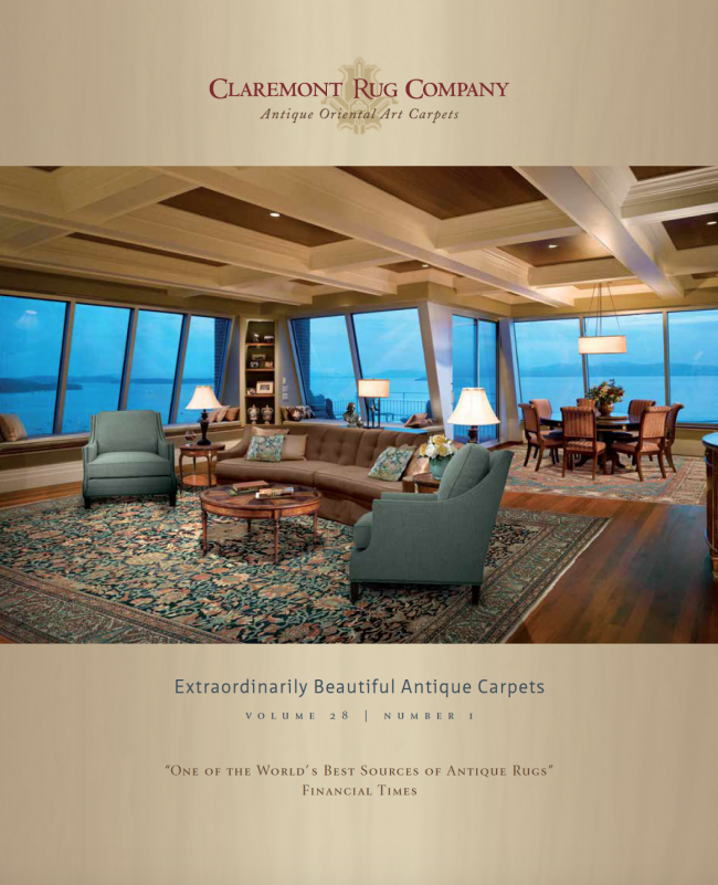 2016 Claremont Rug Company Catalog Volume 28 Number