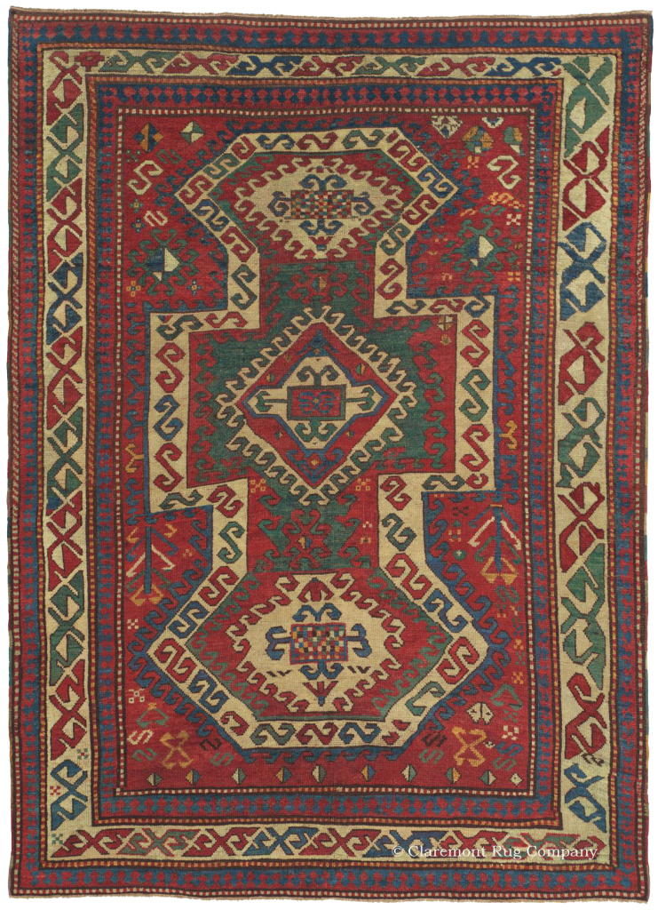 'KEYHOLE' KAZAK, Southern Central Caucasian
