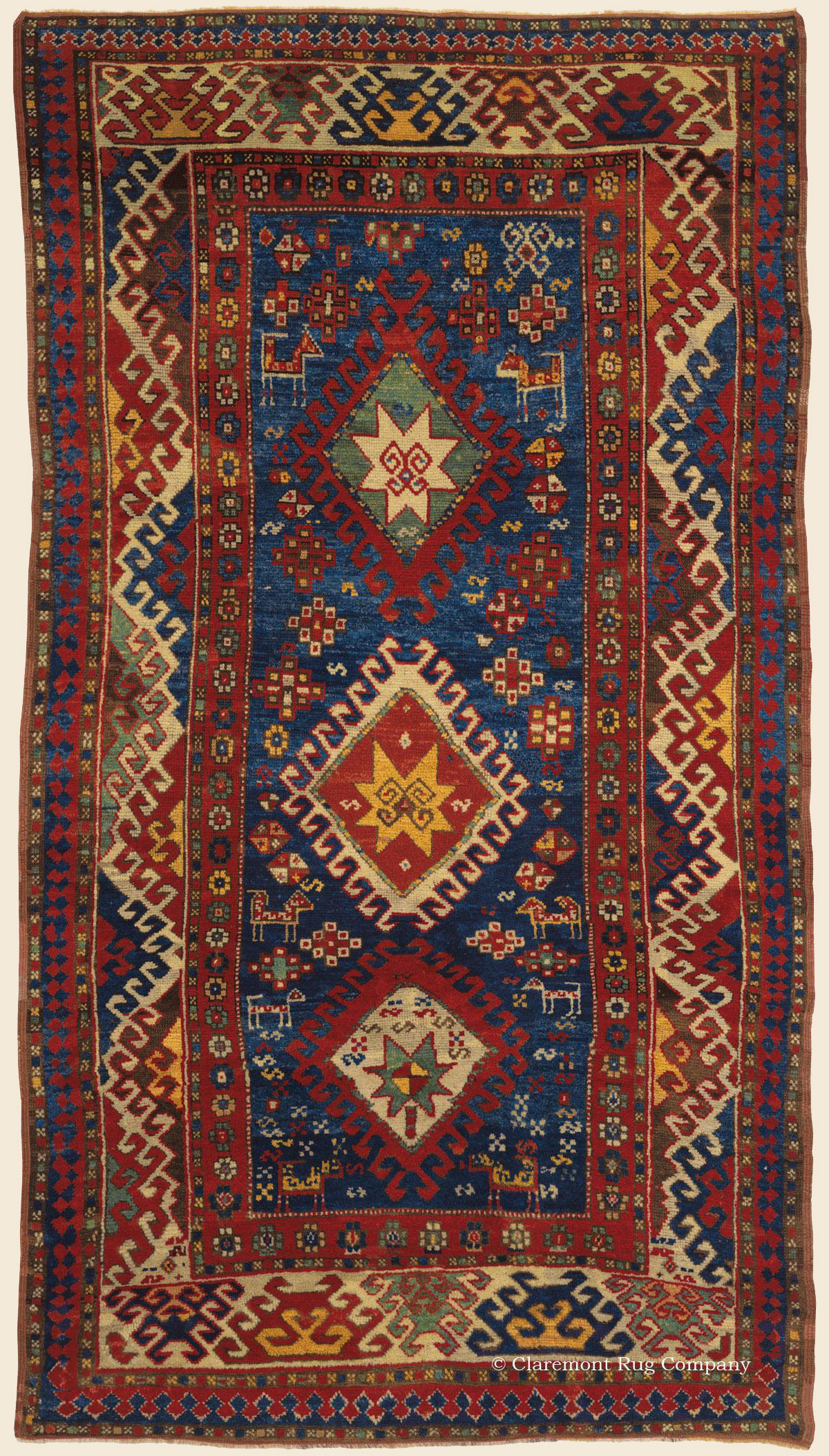 Antique Kazak Rugs Carpets From The