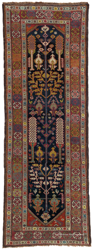 Click to learn for a larger image of this stunning Luri runner