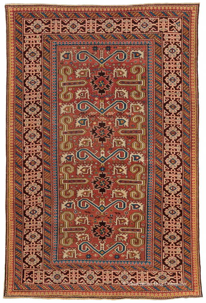 Summary Of Caucasian Rugs Claremont Rug Company