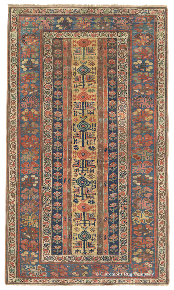 Kurdish Northwest Persian Antique Rug