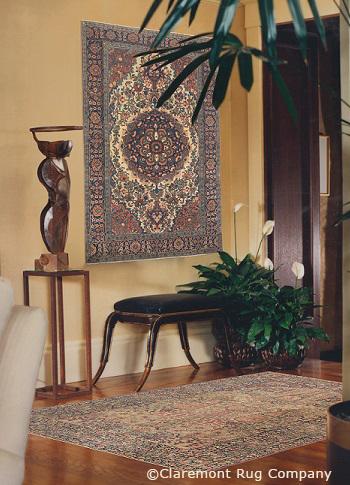 AXA Art The Proclivity of the Millennial Antique Carpet Connoisseur Image 2