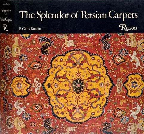 Cover of The Splendor of Persian Carpets