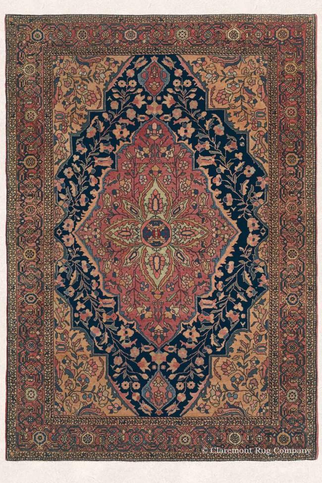 Ferahan Sarouk Antique Carpet