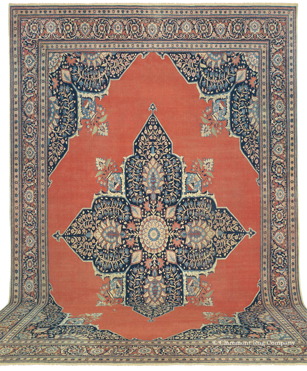 Click to learn more about this spectacular Hadji Jallili Tabriz
