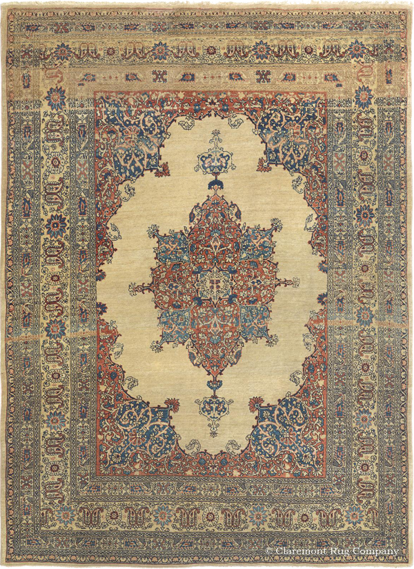 Click to learn more about this Hadji Jallili Tabriz
