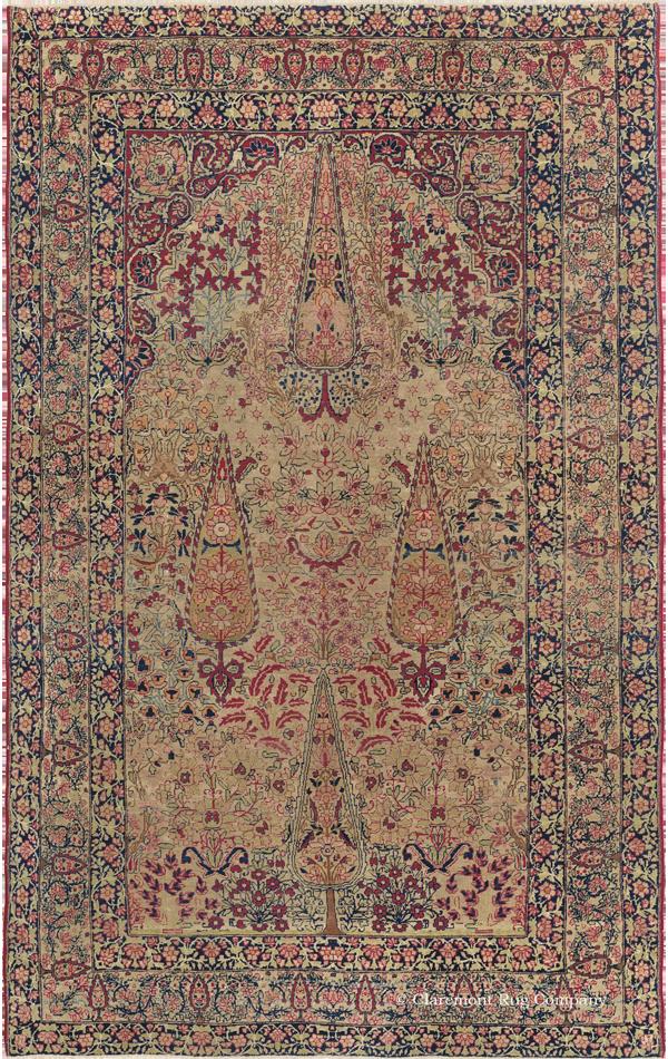 Kirman Laver Carpet - Carpet Vidalondon