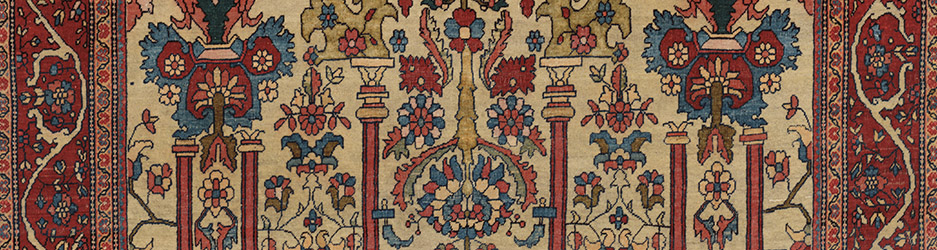 Antique-Oriental-Rug-19th-Century-Ferahan-Sarouk