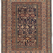 Antique-Persian-Carpet-Konagkend-Kuba-Caucasian-4-1x5.SGC4