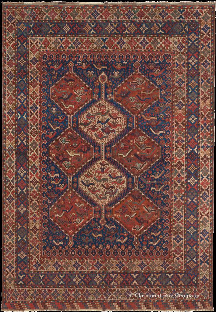 History And Design Of Qashqai Rugs Tribal Rug Weaving
