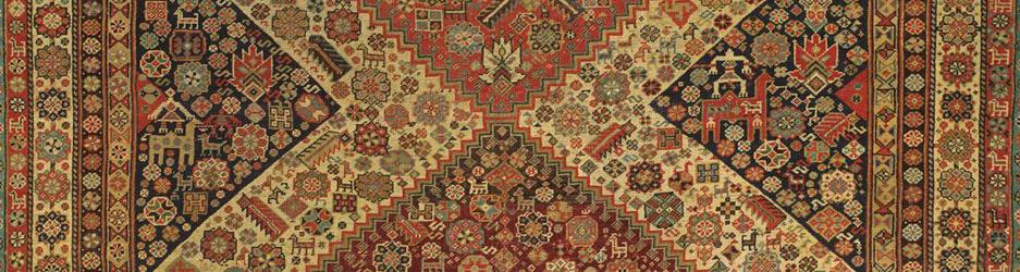 Antique-Oriental-Rug-19th-Century-Qashqai-Shekarlu