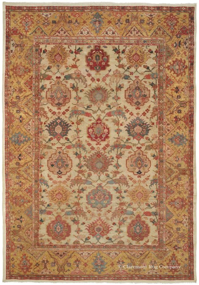Stunning Antique Oriental Rug
