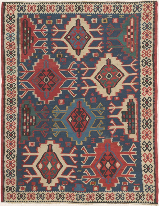 Antique Traditional Made Caucasian Wool 28 Images