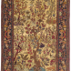 Antique Tehran Tree of Life Rug