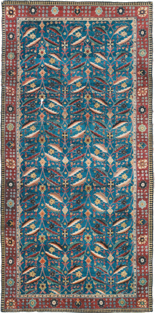 Baillet-Latour Mamluk Carpet, which sold at Christie's