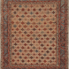 Antique Persian Oriental Collectible Bakshaish Rug 7ft 0in x 8ft 5in