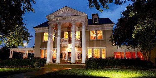 Belo Mansion Dallas Texas Claremont Rug Company