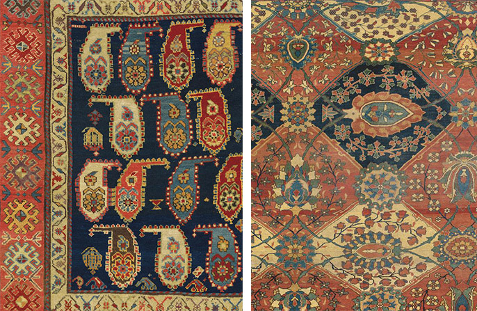 Best-of-the-Best Antique Rugs Sold in 2014