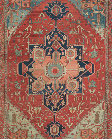 Breathtaking-Antique-Serapi-Carpets