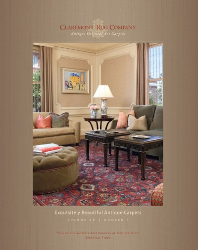 Claremont Rug Company Fall/Winter 2014 Catalog