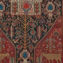 Antique Qashqai Shekarlu 3rd Quarter 19th Century