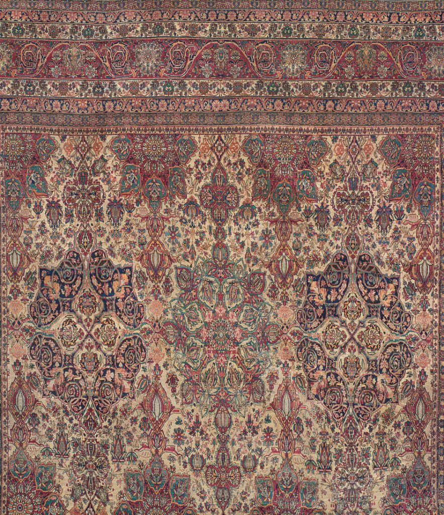Antique Rug From Claremont Rug Company In Robb Report's