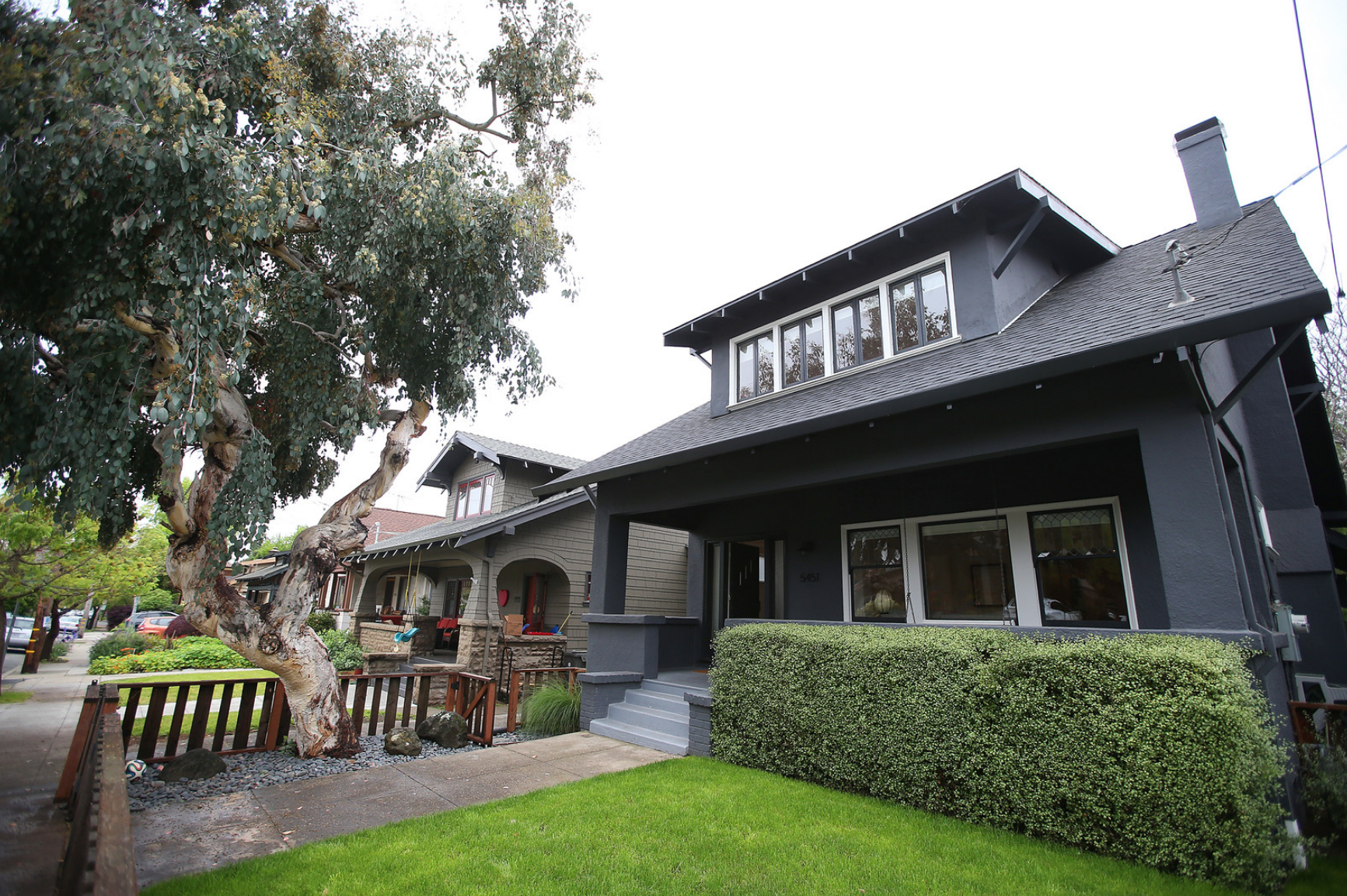 East Bay Rockridge Craftsman Home 2
