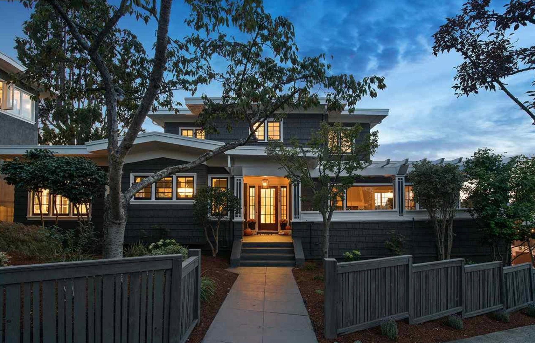 East Bay Rockridge Craftsman Home 3