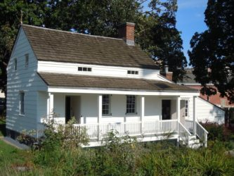 Edgar Alan Poe Cottage