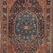 Antique Persian Oriental Collectible Ferahan Sarouk Rug