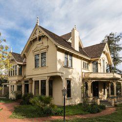 Santa Barbara Landing page Fernald Mansion