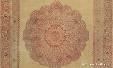 Antique Oriental Rug and Carpet Care
