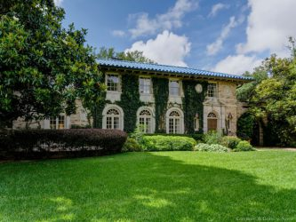 Italian Renaissance home Dallas Texas