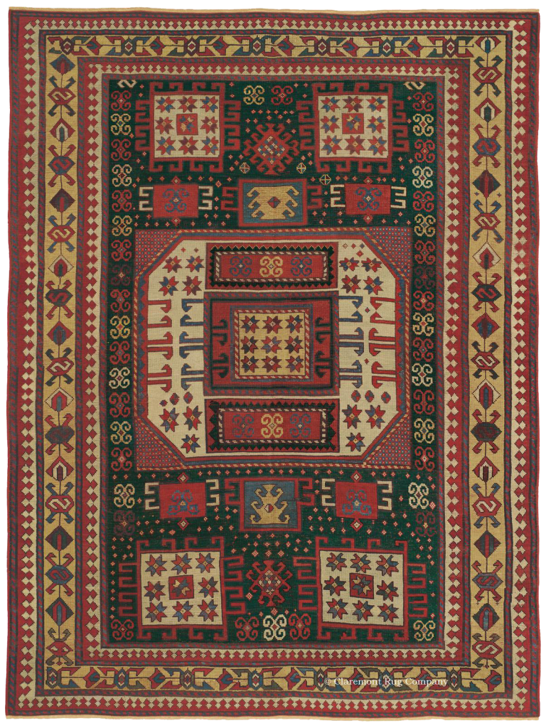 KARACHOV KAZAK, Southern Central Caucasian