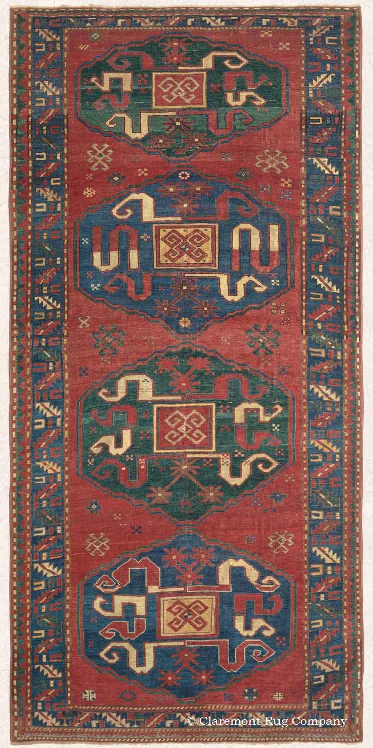 Increasing Appreciation Of Antique Oriental Rugs In The Art