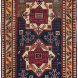 Antique Caucasian Fachralo Kazak Rug 5ft 4in by 7ft 10in
